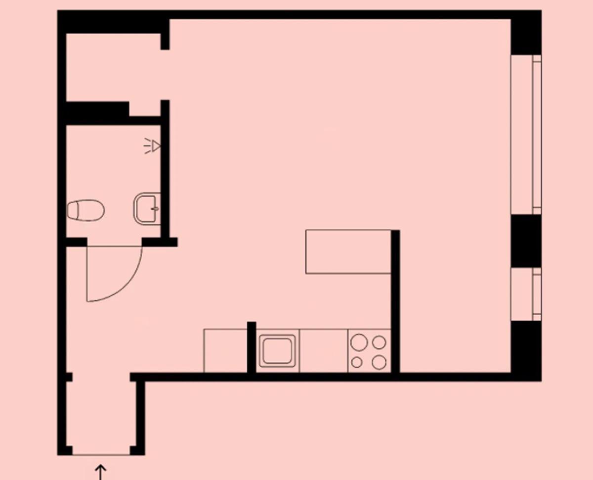 thiết kế căn hộ phong cách Bắc Âu