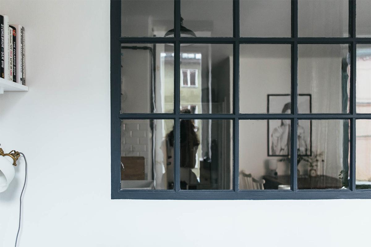 phòng ngủ thiết kế theo phong cách Bắc Âu