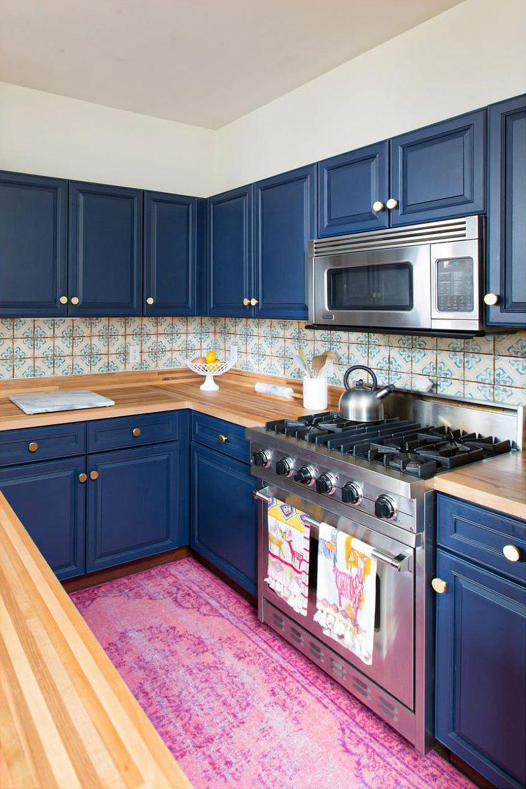 nội thất phòng bếp hiện đại