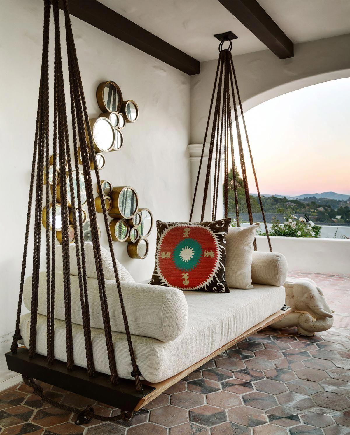 giường treo ấn tượng