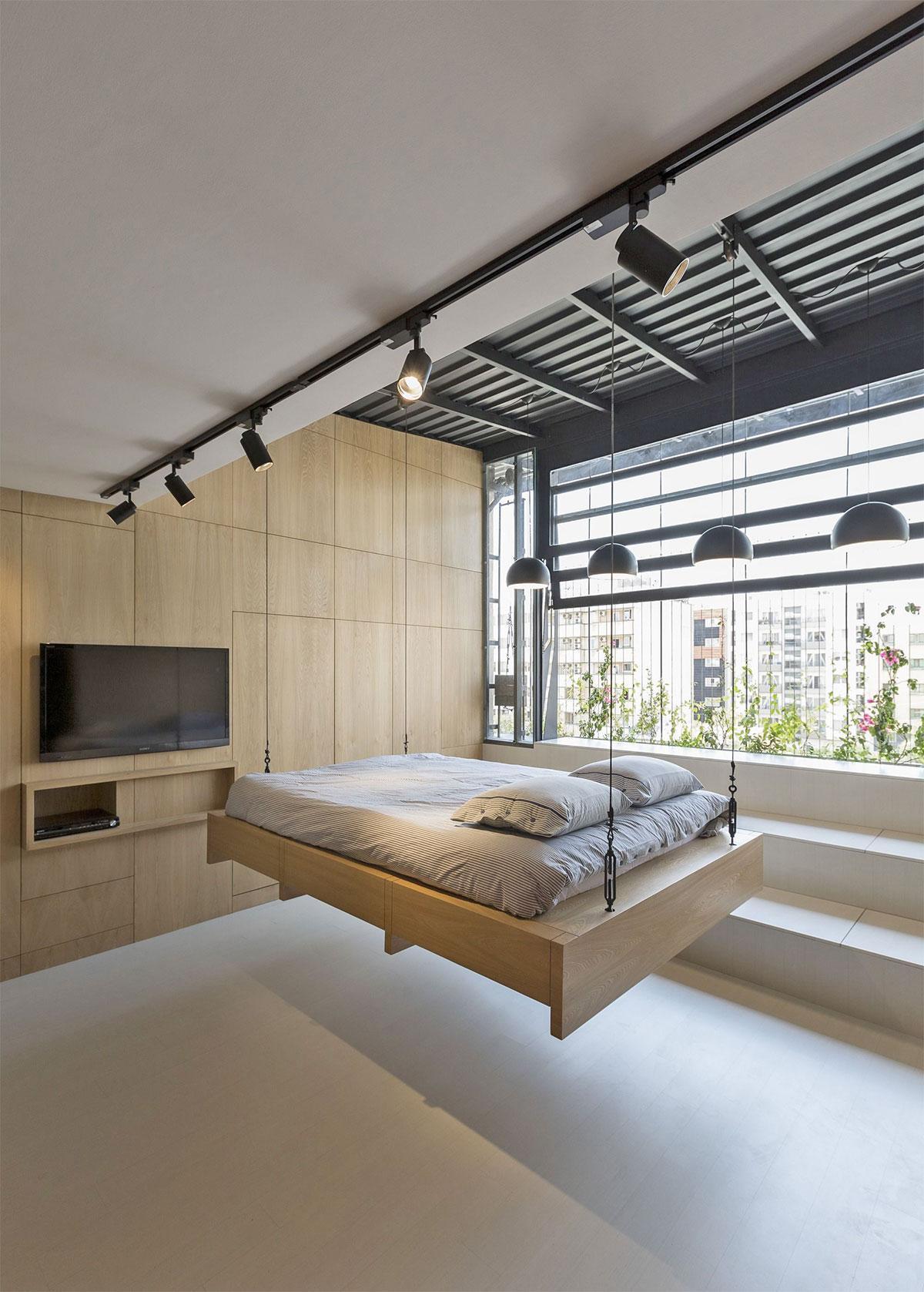 giường treo đẹp