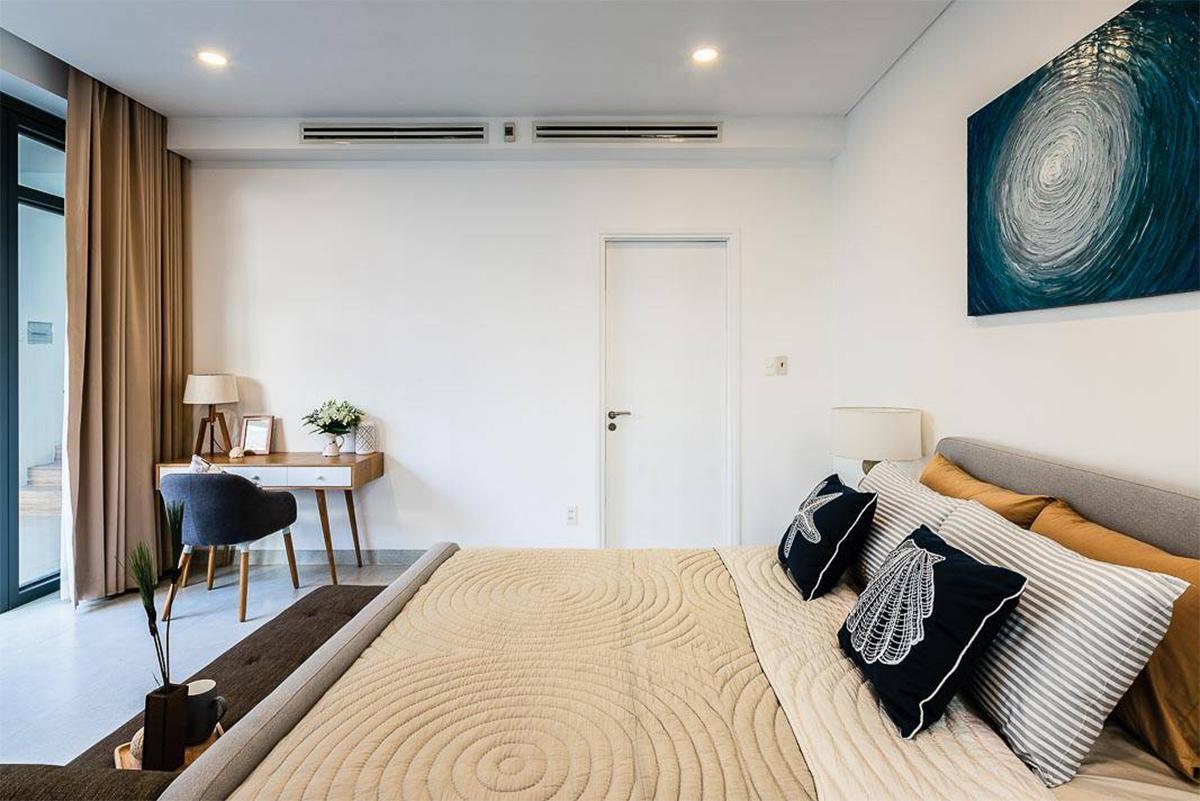 Vẻ đẹp tuyệt mỹ của không gian nội thất căn biệt thự phong cách Coastal
