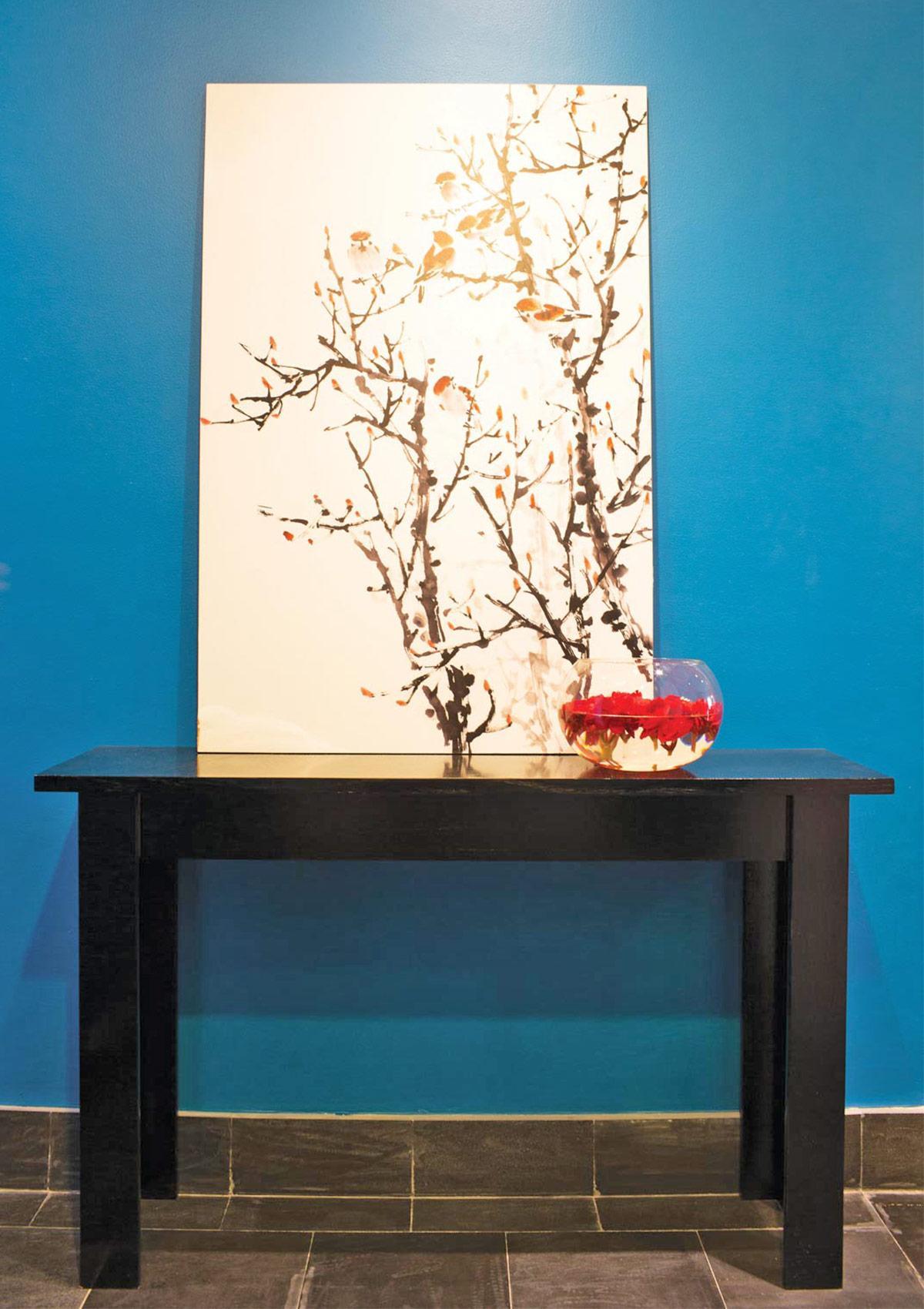 Đón xuân với mẫu thiết kế nội thất căn hộ Saigon Pavillon 3 phòng ngủ theo phong cách Industrial