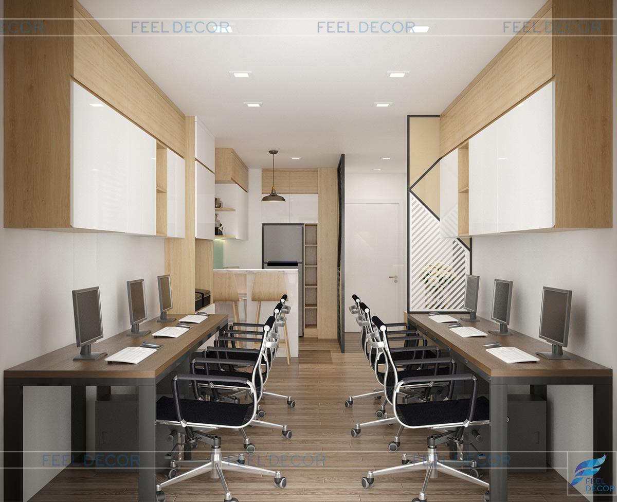 căn hộ Officetel 58m2 chung cư Wilton Tower anh Nam
