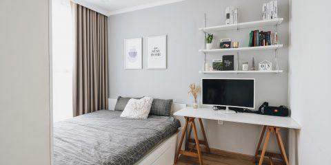 thiết kế căn hộ 87m2