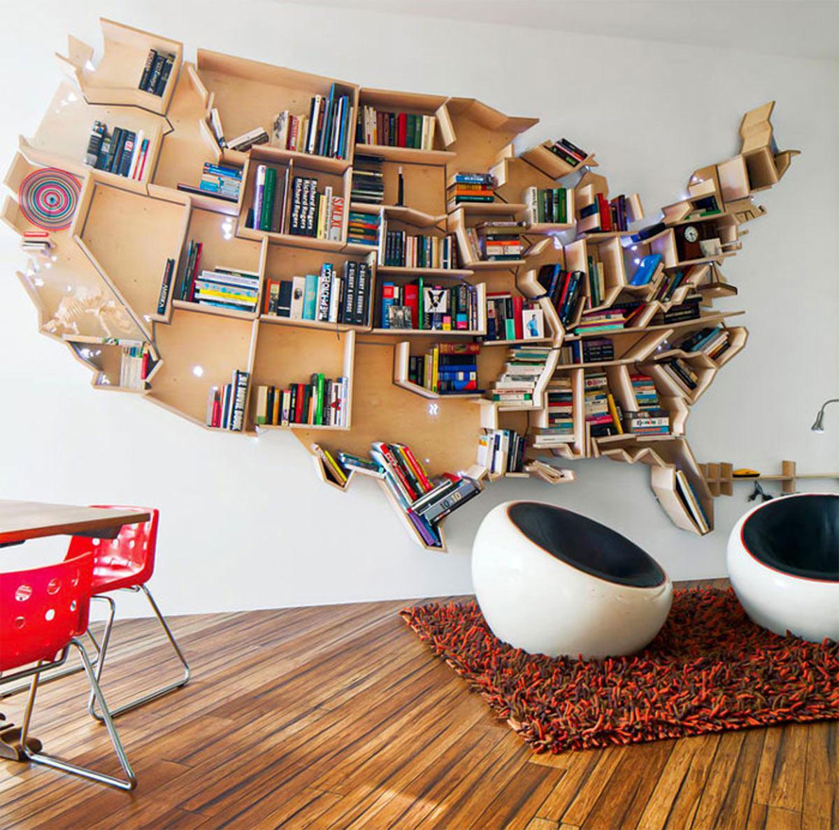 thiết kế góc đọc sách