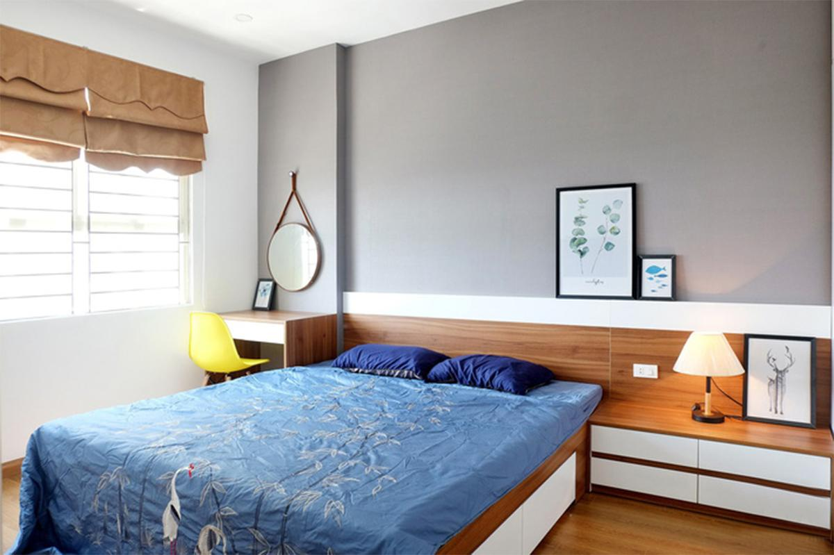 Thiết kế nội thất căn hộ 3 phòng ngủ