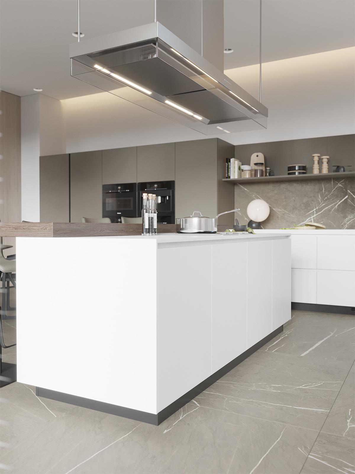 Chiêm ngưỡng thiết kế nội thất căn hộ 88m2 của gia đình 5 thành viên