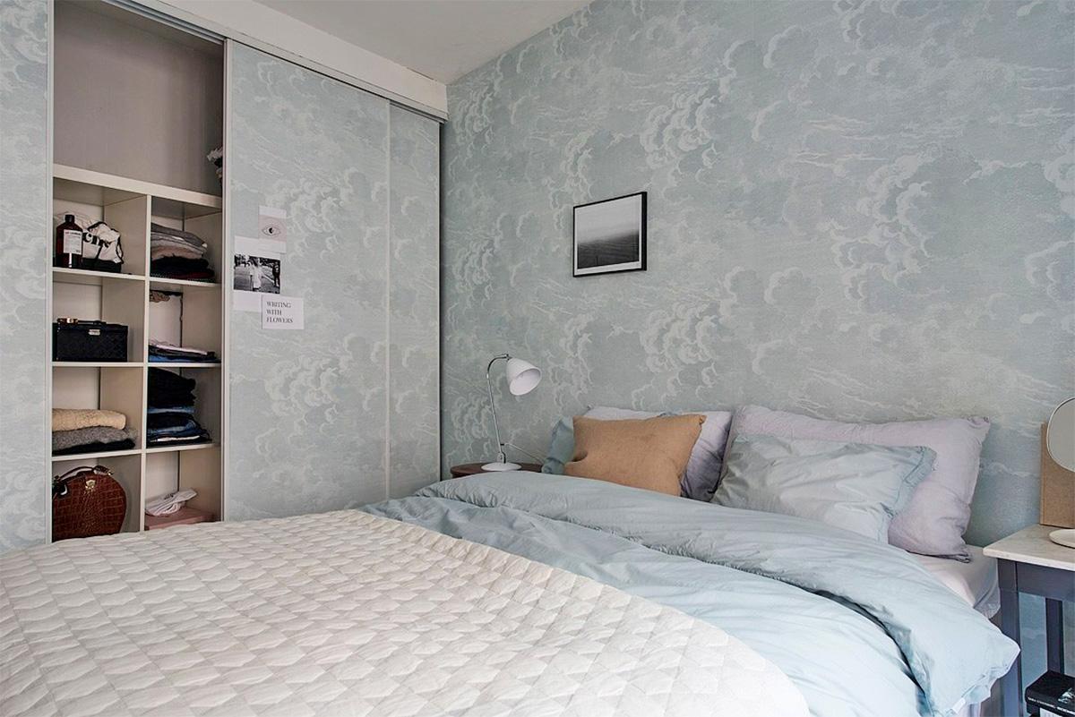 thiết kế phòng ngủ đẹp theo phong cách Scandinavian