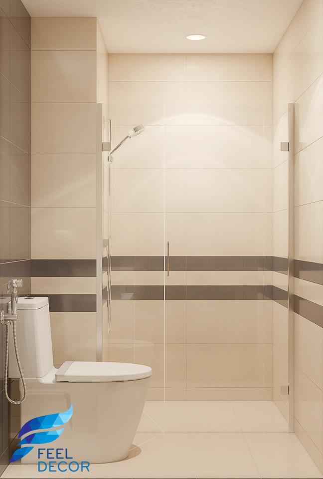Thiết kế thi công nội thất căn hộ 66m2