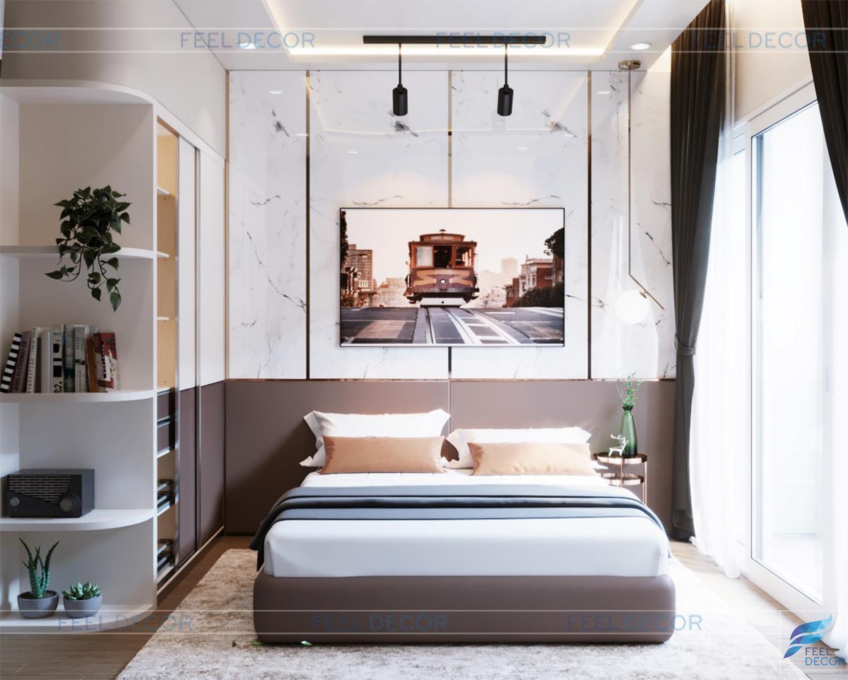 FD12118 phòng ngủ phụ