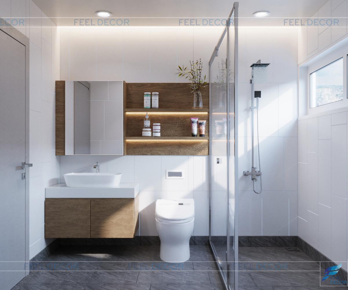 FD12118 phòng tắm giặt