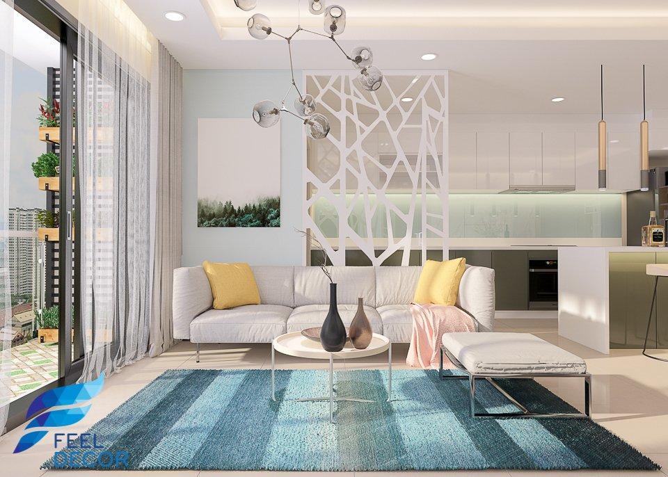 thiết kế căn hộ nhỏ hẹp