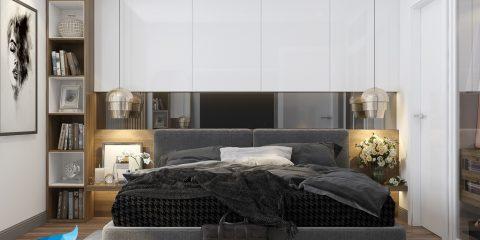 Thiết kế thi công nội thất căn hộ 79m2