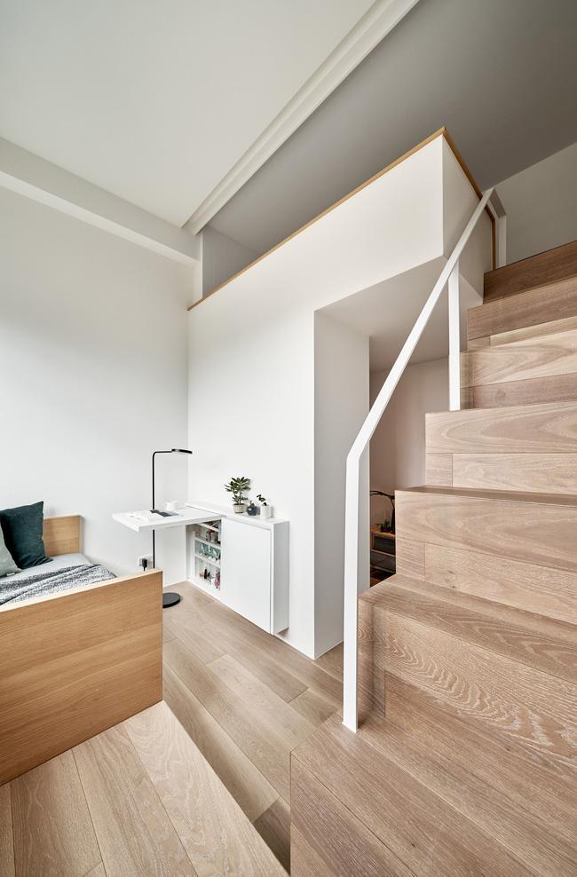 cải tạo căn hộ 17m2