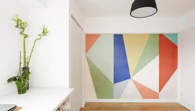 trang trí nội thất căn hộ Scandinavian