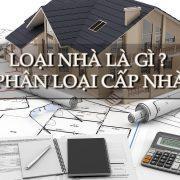 Phân loại cấp nhà theo Thông tư liên tịch 7-LB/TT năm 1991