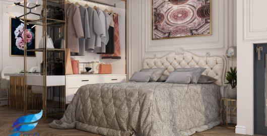 Hình ảnh: Thiết kế và thi công nội thất căn hộ Officetel 29m2 chung cư Madison Novaland