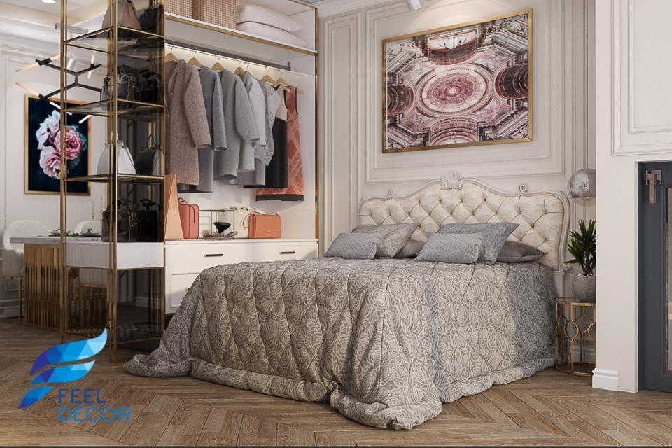 Thiết kế thi công nội thất căn hộ Madison nho nhỏ (29m2) cho quý cô thành đạt