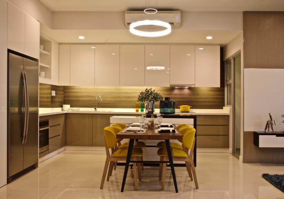 Mẫu thiết kế nội thất căn hộ Estella Height quận 2 đẹp. Feel Decor là xưởng gia công hoàn thiện trang trí nhà ở chuyên nghiệp