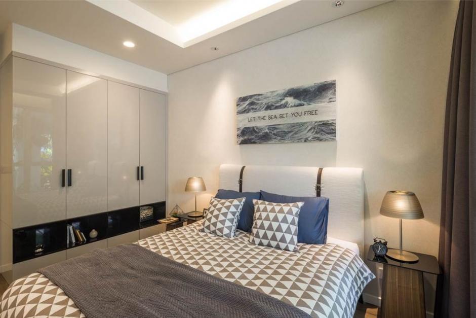 Mẫu thiết kế thi công hoàn thiện nội thất căn hộ Estella Heights 3PN quận 2