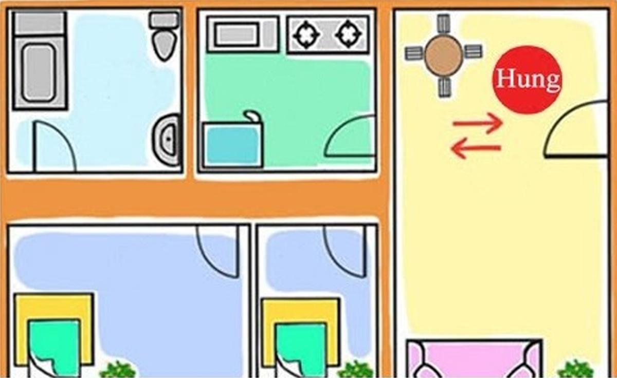 Phong thủy phòng bếp thường gặp và 5 cách hóa giải