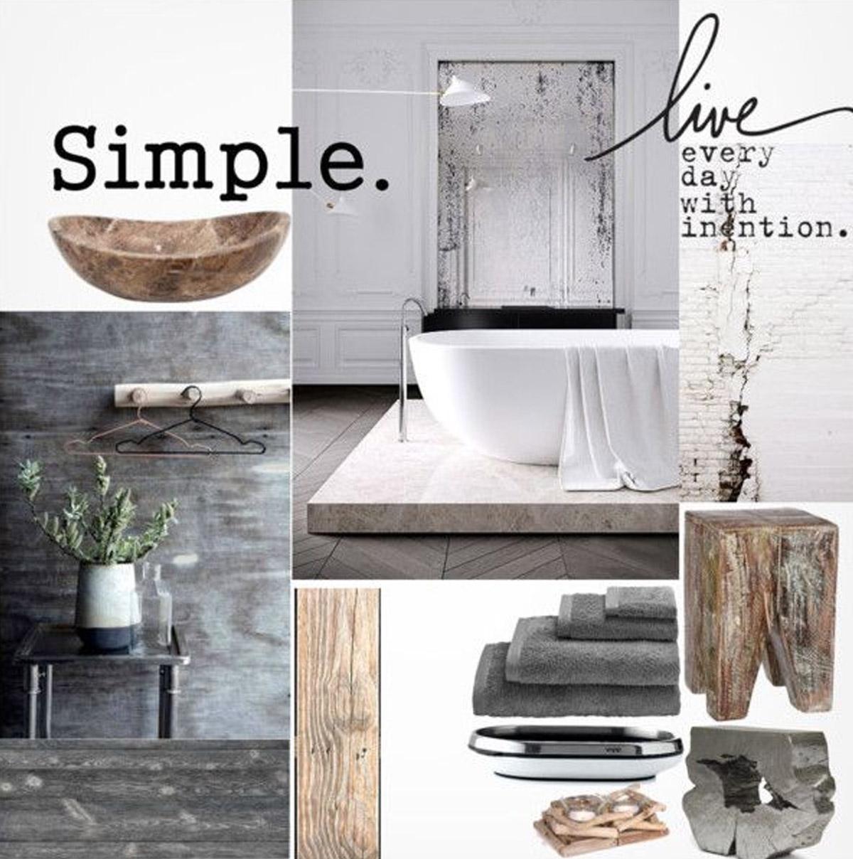 nội thất đơn giản
