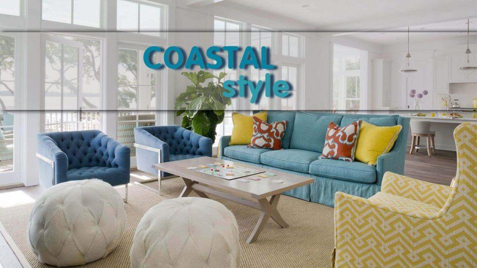 phong cách coastal