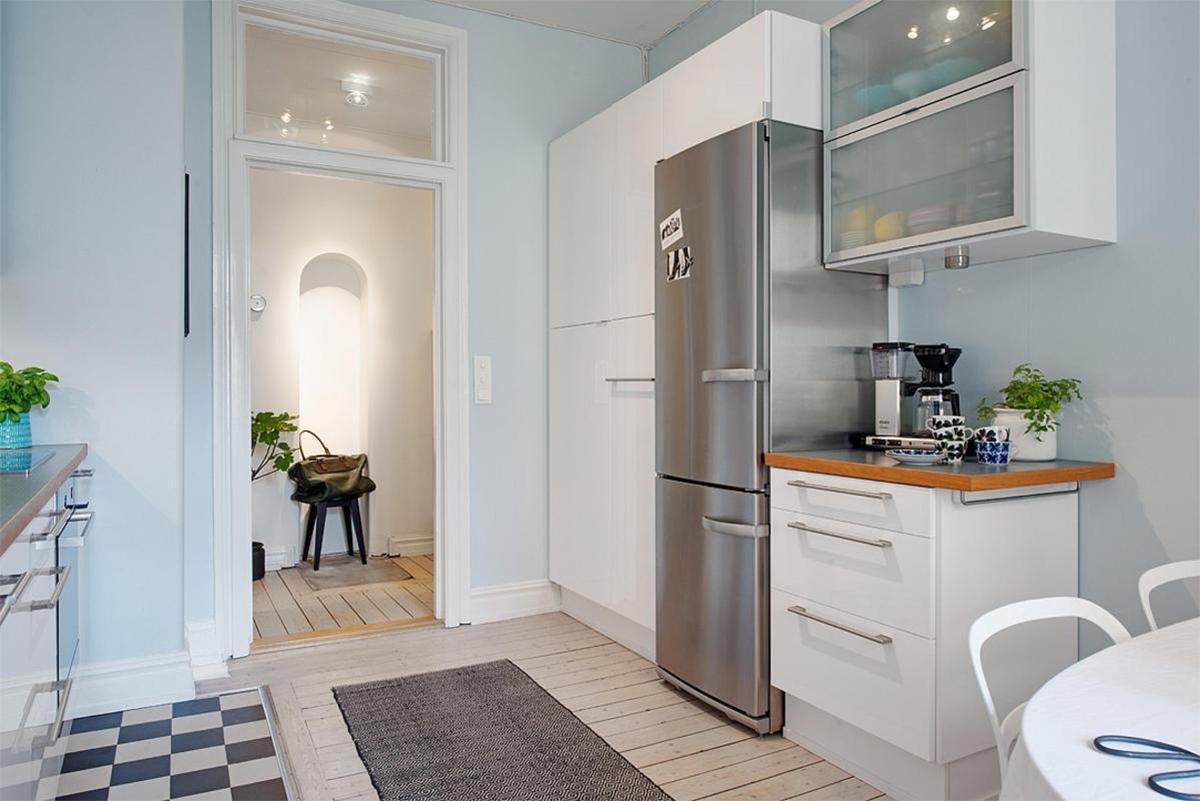 Thiết kế không gian theo phong cách Scandinavian