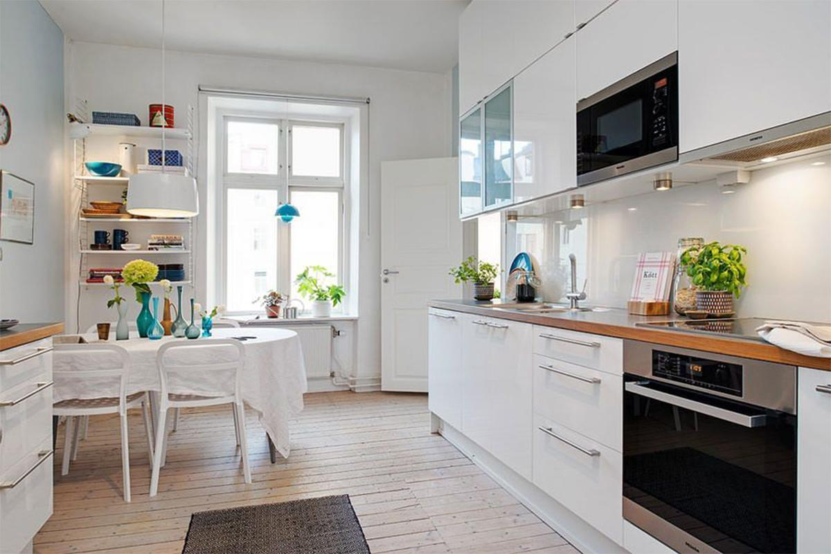Phong cách căn hộ Scandinavian