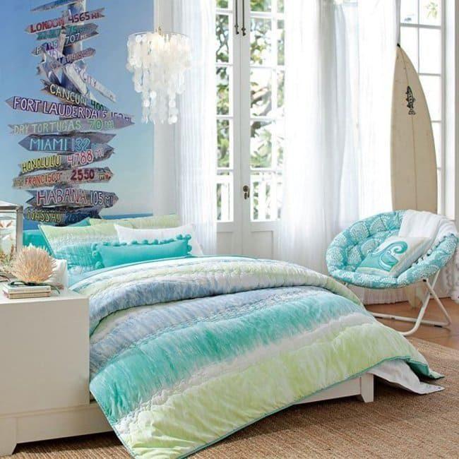 nội thất coastal style