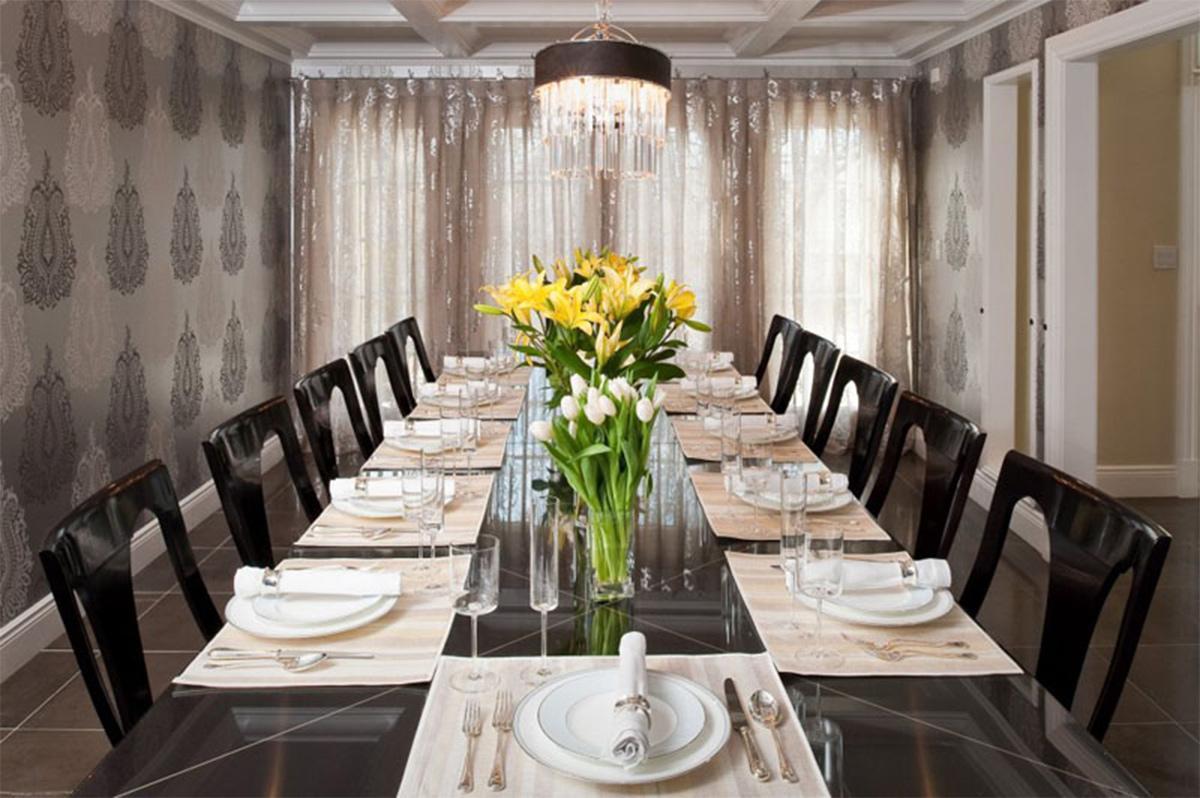 Nên sử dụng kiểu bàn ăn nào cho ngôi nhà của Bạn