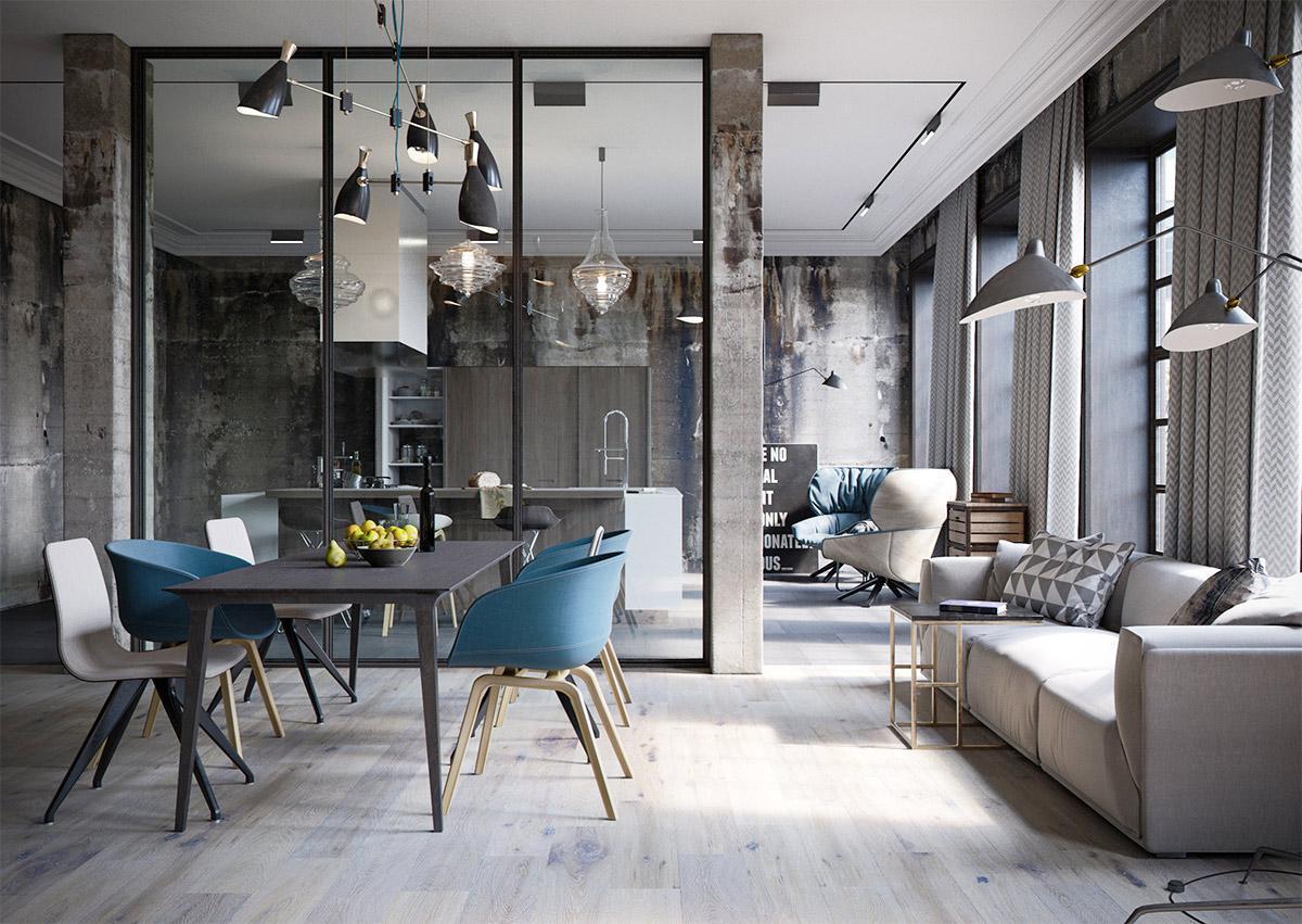 Phong cách thiết kế nội thất ưa chuộng nhất hiện nay