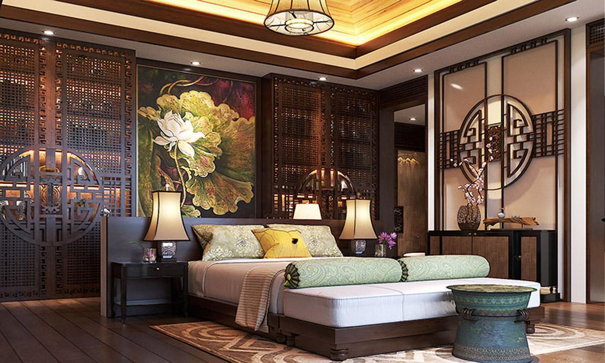 Phong cách Á Đông trong thiết kế nội thất có gì đặc biệt?