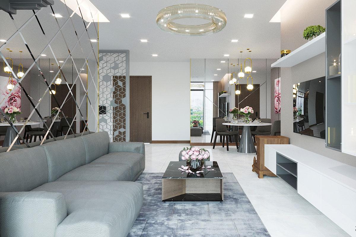 Cải tạo nội thất chung cư, sửa chữa nội thất căn hộ từ cũ thành mới