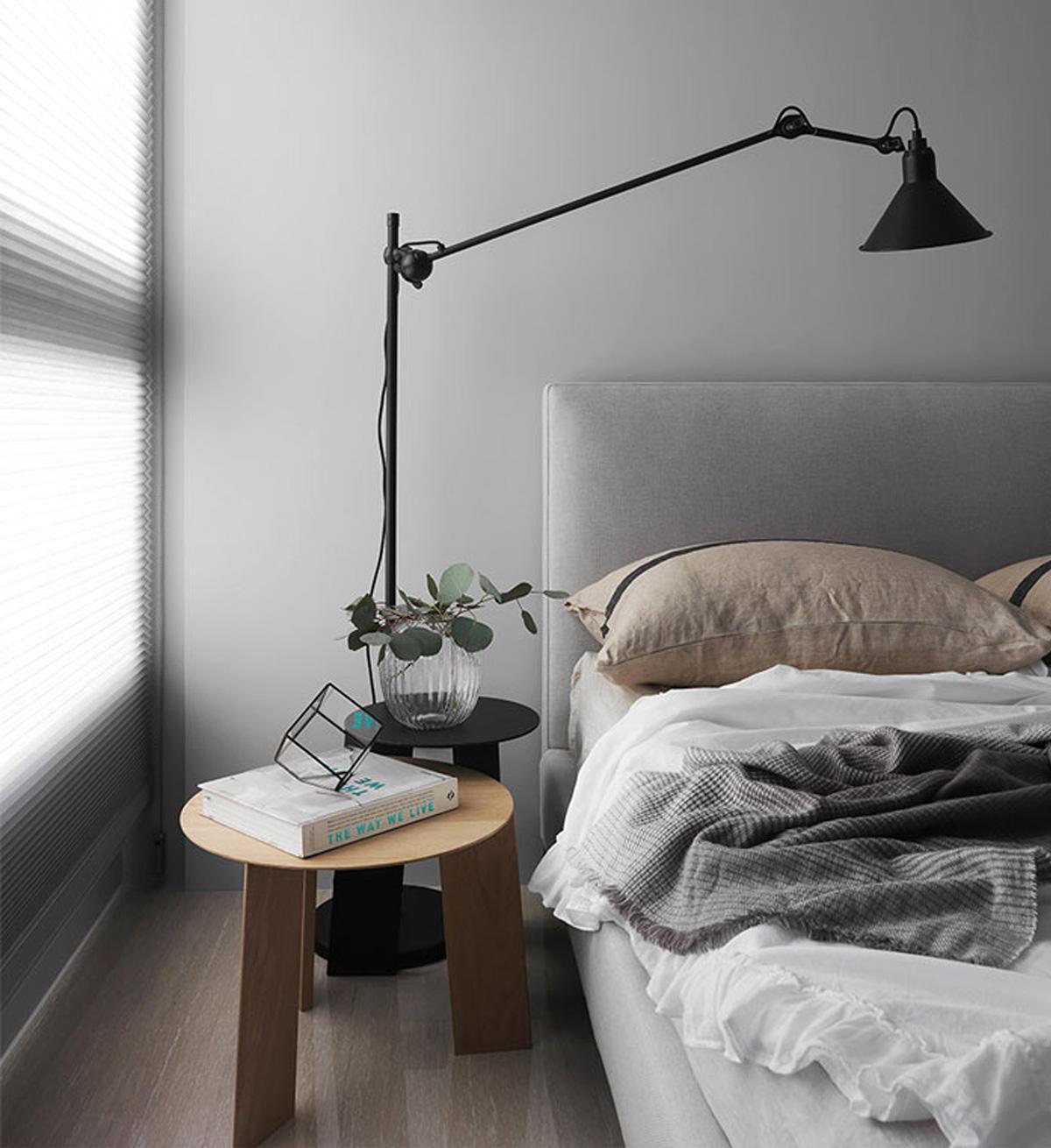 Thiết kế nội thất phòng ngủ đẹp chung cư 65m2