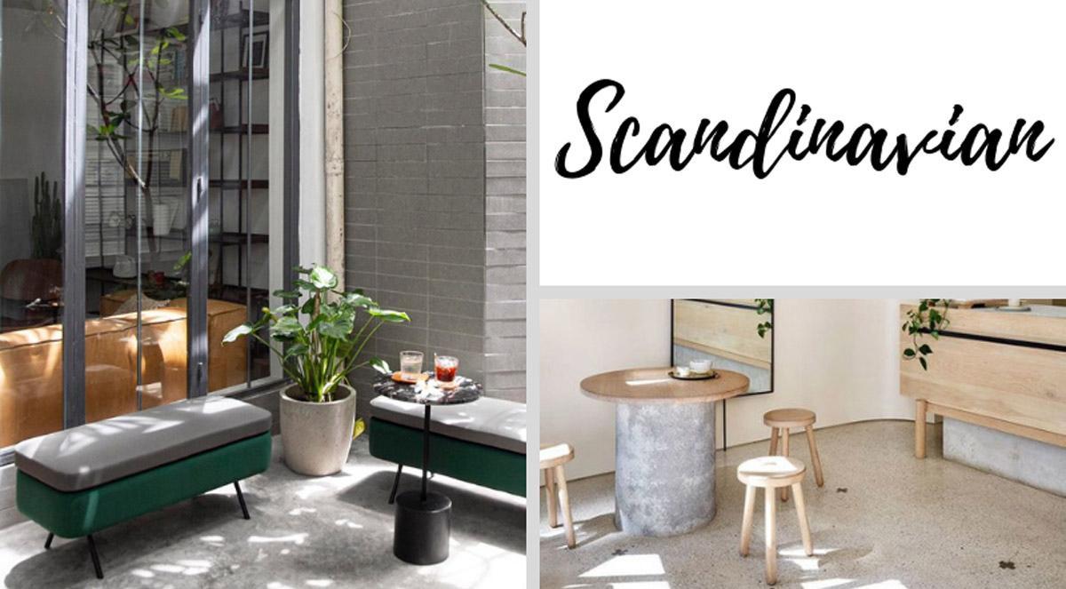 phong cách scandinavian trong thiết kế chung cư