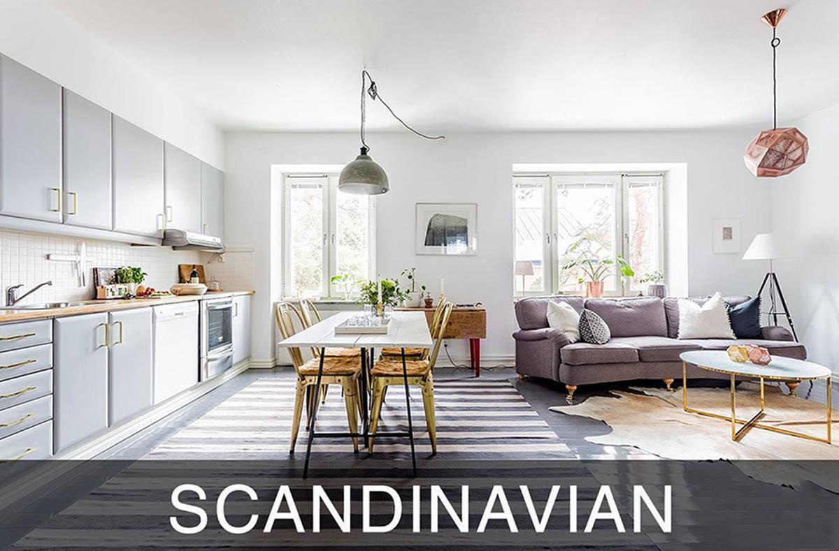 sự tiện dụng trong phong cách scandinavian