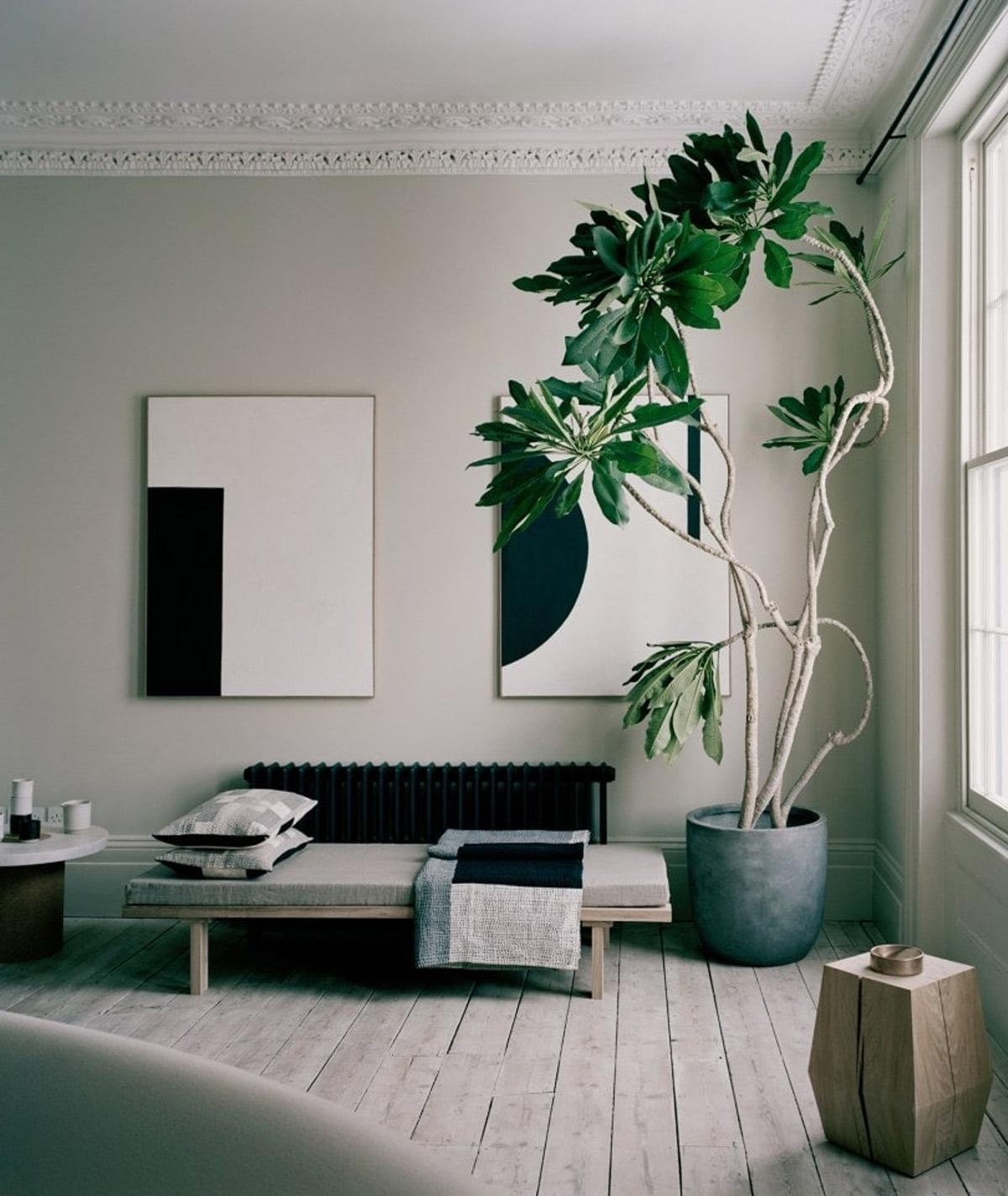 phòng khách thiết kế phong cách hiện đại