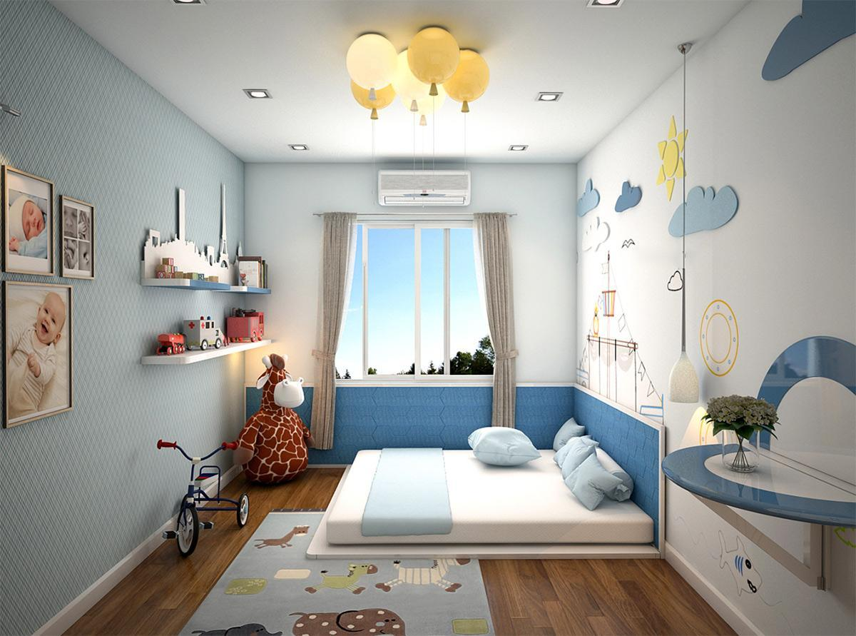 Ý tưởng thiết kế nội thất nhà 5 tầng sang trọng và lộng lẫy