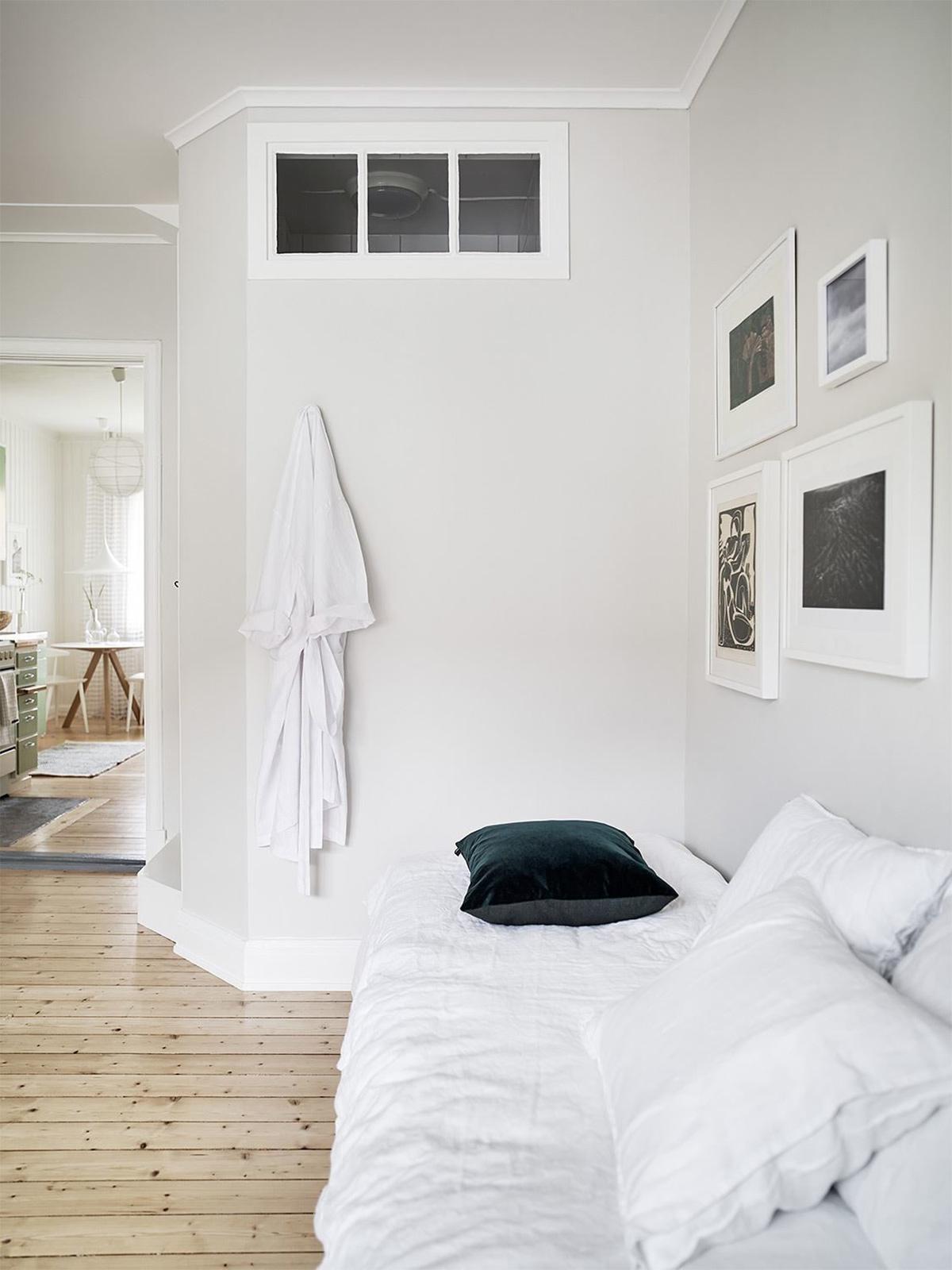 Phong cách Vintage làm nổi bật không gian căn hộ nhỏ