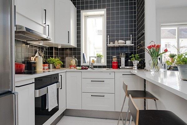 mẫu thiết kế nội thất chung cư 40m2 đẹp
