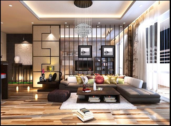 thiết kế nội thất chung cư nhật bản