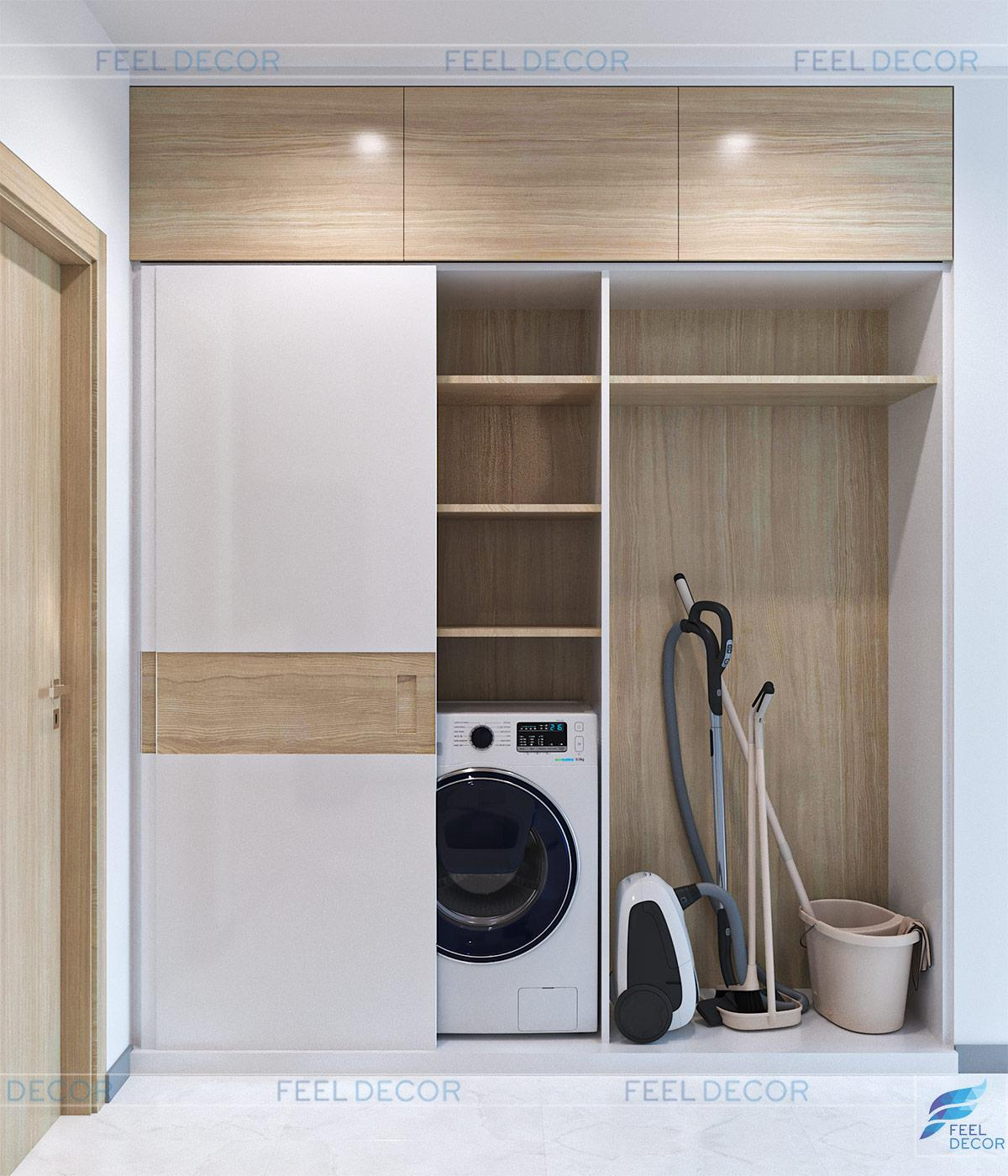 Thiết kế thi công nội thất căn hộ 2PN chung cư Botanica Primier – Chủ đầu tư chị Quỳnh