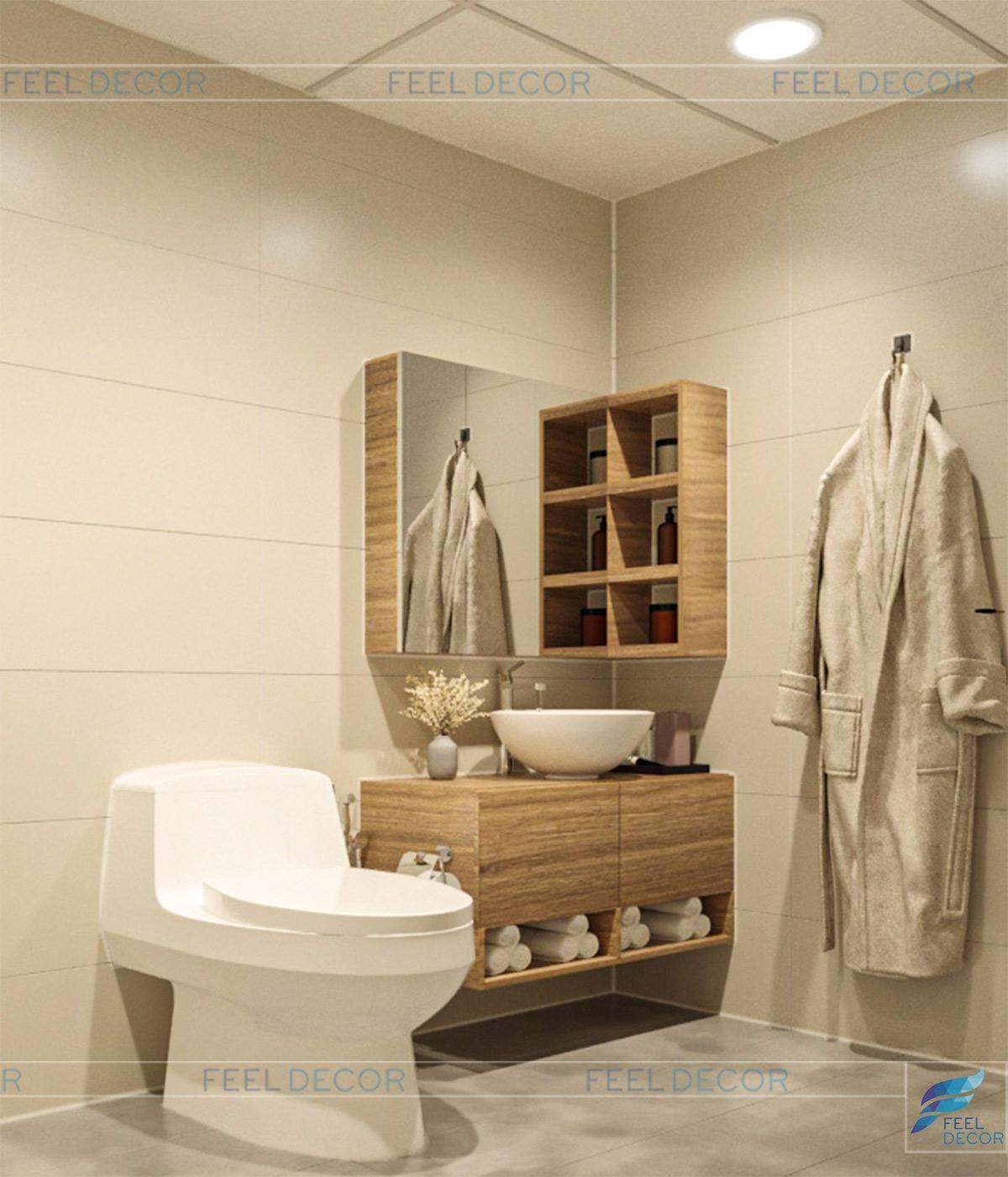 Thiết kế thi công nội thất căn hộ 88m2 chung cư Cityzen – Chủ đầu tư anh Đức