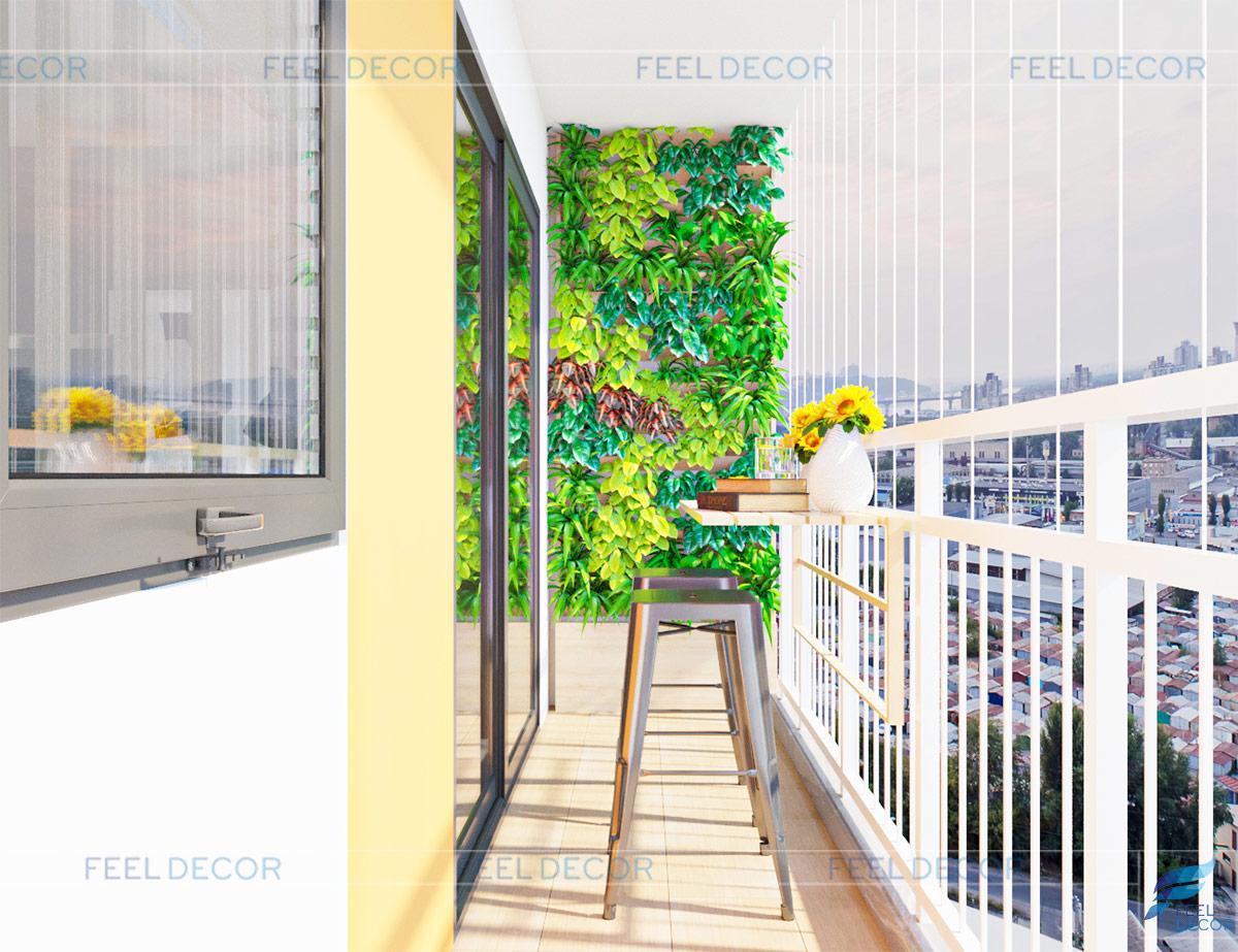 Thiết kế thi công nội thất căn hộ chung cư Osimi – Chủ đầu tư anh Tâm