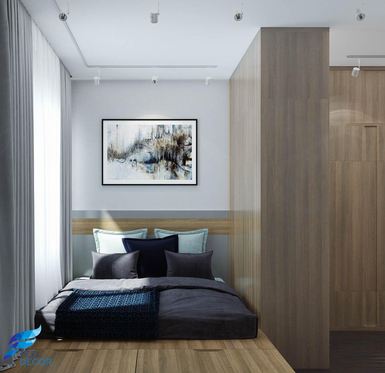 thiết kế nội thất căn hộ Botanica Premier