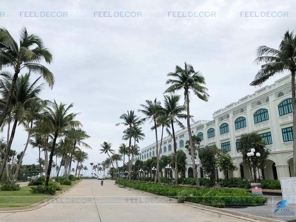 Hình ảnh thực tế dự án khách sạn Vinhomes Phú Quốc