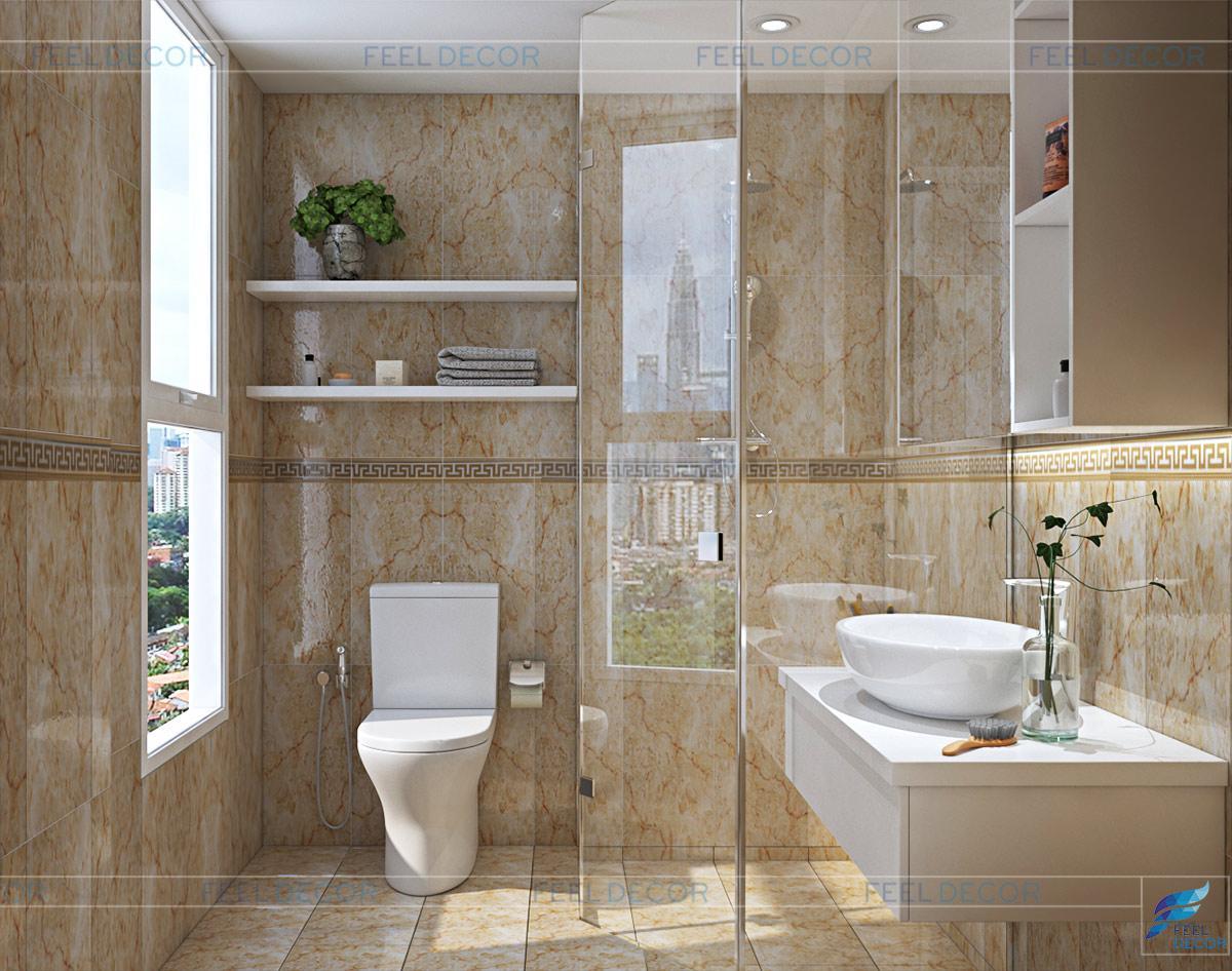 Thiết kế thi công nội thất căn hộ chung cư The Prince Residence – Chủ đầu tư chị Thảo
