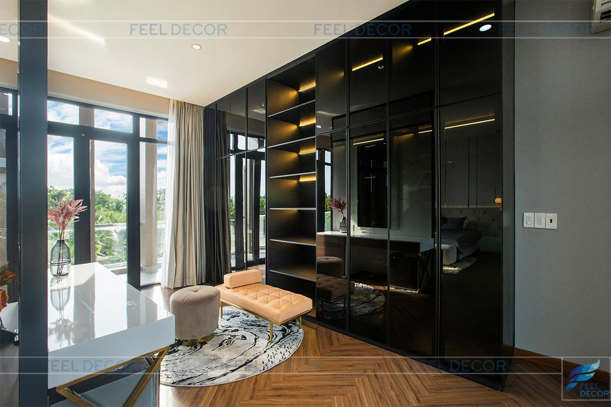 Thiết kế thi công nội thất Biệt Thự Tiền Giang - Chủ đầu tư Anh Thọ